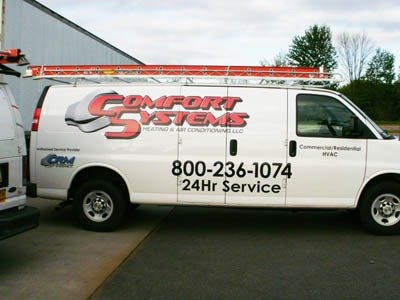 Comfort Systems Heating and Air Conditioning LLC has certified technicians to take care of your AC installation near Stratford WI.